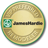 James Hardie VIP Preferred Remodeler