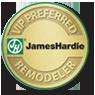 James Hardie VIP Preferred Remodeler