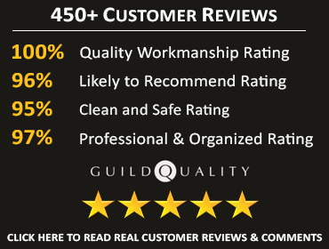 Guild Quality customer review stats