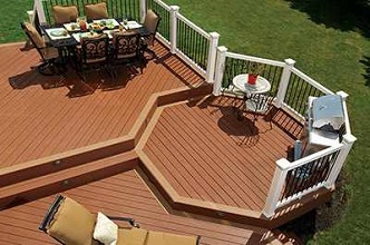 Ideas For Deck Design garden design with patio and deck ideas for backyard marceladickcom with design my backyard St Loius Deck Design Ideas