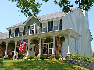 Siding Contractor In St Louis Lakeside Exteriors
