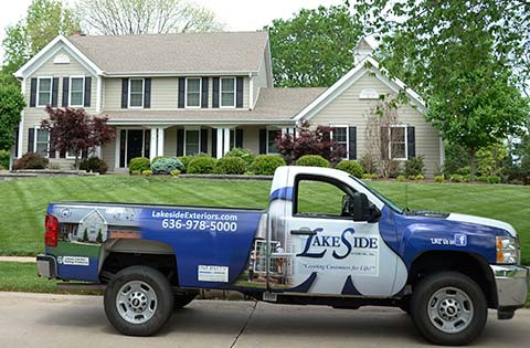 siding St Louis - Lakeside Exteriors remodeling