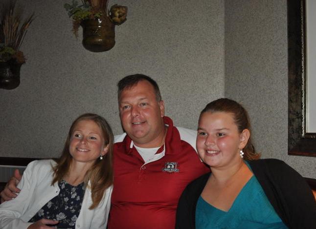 Dan Merrifield & Family