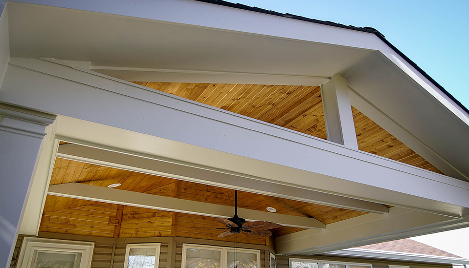 Carpentry | Lakeside Exteriors | St. Louis