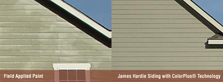 James Hardie Color Integrity