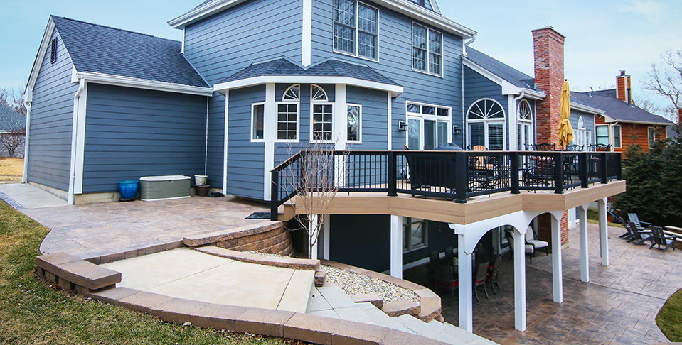 Decks & Porches | Lakeside Exteriors | St. Louis