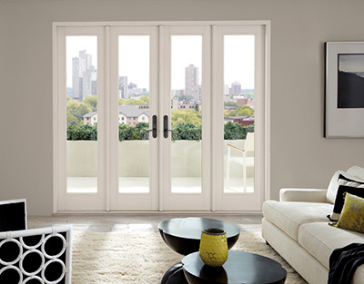 French Doors St Louis Lakeside Exteriors