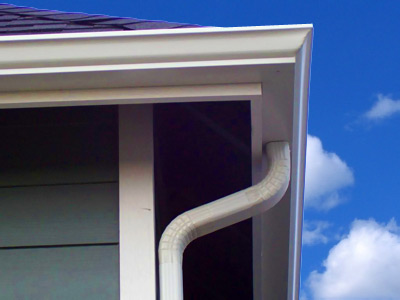 Gutters In St Louis Lakeside Exteriors