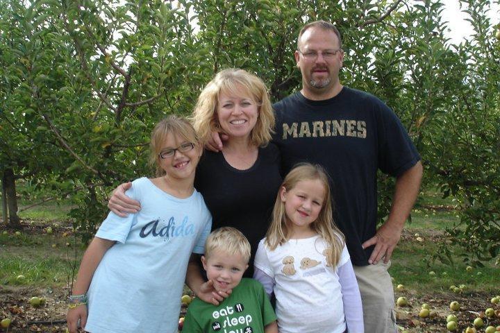 Matt Merrifield & Family