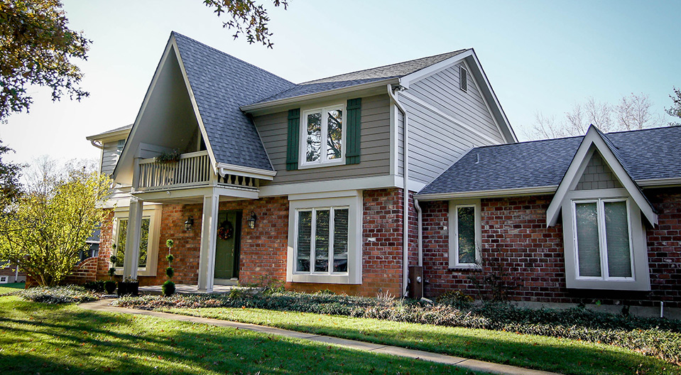 Siding in St. Louis | Lakeside Exteriors